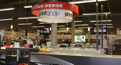 Office Depot Sunnyvale by Office Depot Copy Print Cen Office Depot Office