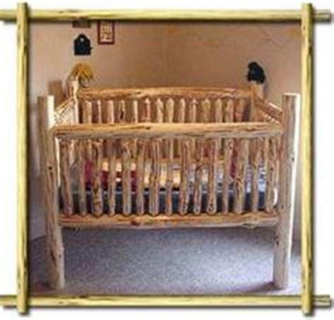 log cribs for babies 1000 images about log cribs on log crib baby