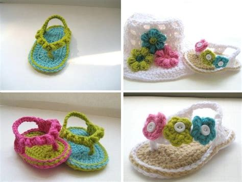 how to crochet baby sandals baby sandals create something amazing for your child