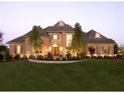 luxury house plans with basements plantation grove luxury home walkout basement luxury