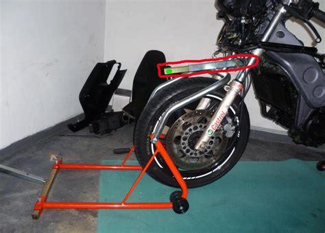 Motorrad Montagest Nder Vorne Selber Bauen by Tech Talk Montagest 228 Nder Heber Werkstatt