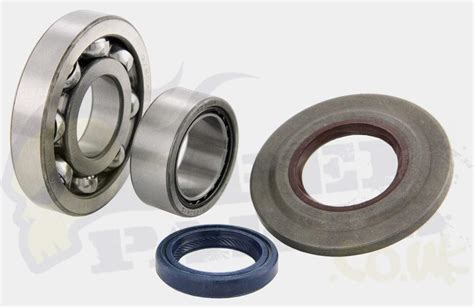 Seal Vespa crank bearings metal seals vespa px pedparts uk