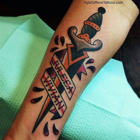 kyle tattoo studio a collection of tattoos by