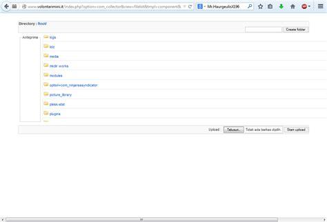 deface template deface web joomla joomla com collecter shell upload
