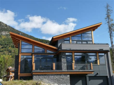 exterior home design styles defined flat roof homes designs fair haus mit pultdach bauen satteldach und flachdach vergleich