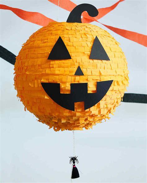 halloween pumpkin pinata martha stewart