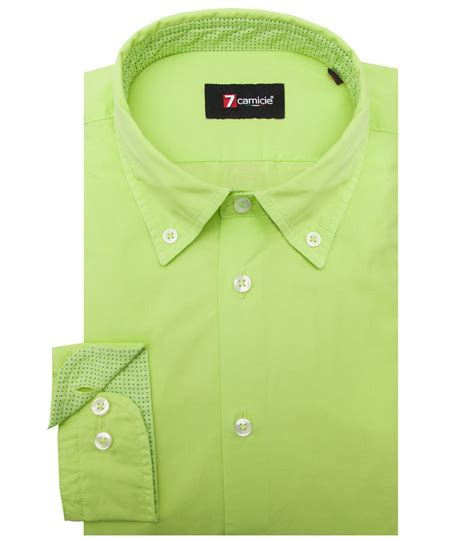 Sleeve Green Lime shirt lime green