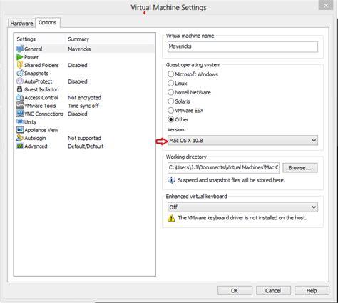 vmware workstation 11 unlocker to run mac os x guests in vmware workstation 12 11 10 and 9 unlocker to run mac os