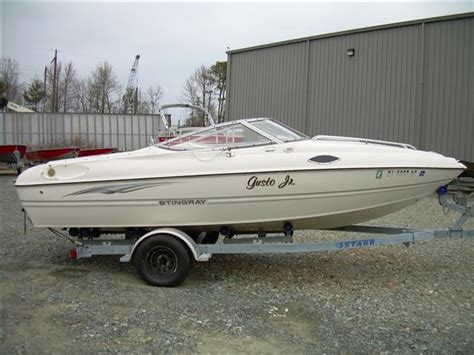 stingray boats for sale in maryland used power boats stingray boats for sale in maryland