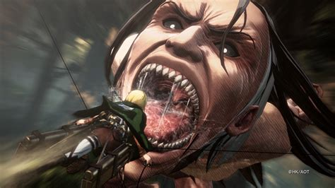 attack on titan 2 announced will release in early 2018
