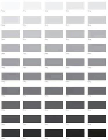 different shades of gray different shades of grey housegoeshome