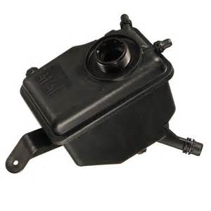 engine water coolant expansion tank radiator for bmw e60