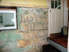 Painting Concrete Block Basement Walls by Painting How Should I Encapsulate A Basement Wall With