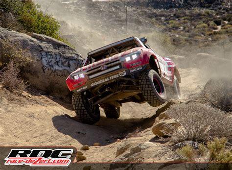 baja car honda ridgeline baja race truck conquers baja 1000 race