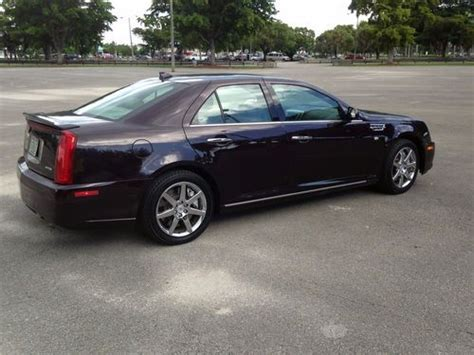 2009 Cadillac Sts by Purchase Used 2009 Cadillac Sts W 1sg Performance 4 6l R