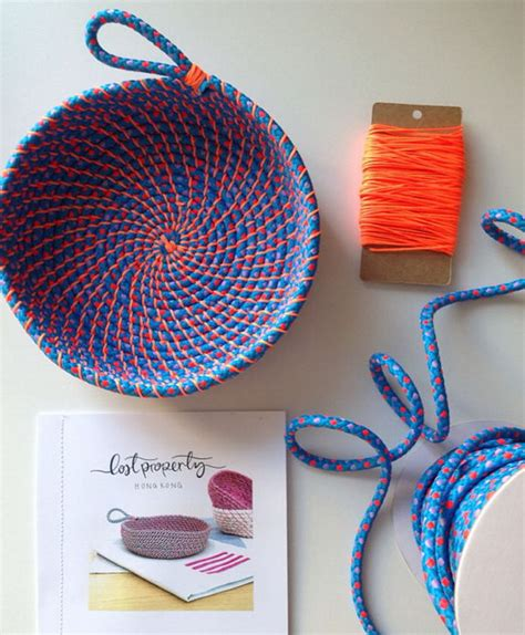 rope crafts for 25 diy rope craft ideas