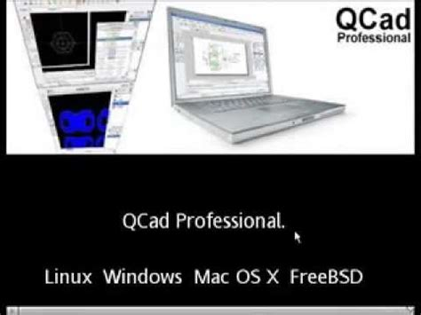 tutorial qcad youtube qcad 2 qcad tutorial startup and setup youtube