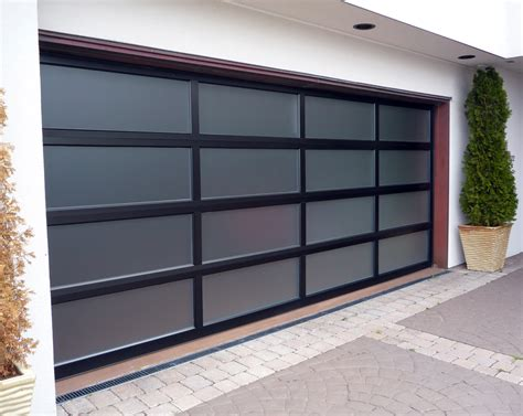 avante glass garage door