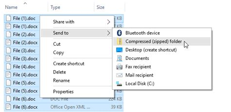 compress pdf unlimited how to compress files into a zip archive for any use