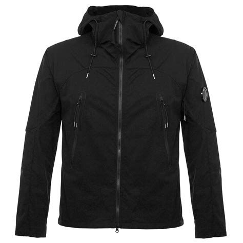 Cp Jaket Nike Do It c p company uk store pro tek hooded black jacket