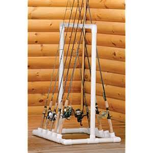 fishing pole storage rack plans woodworking projects plans