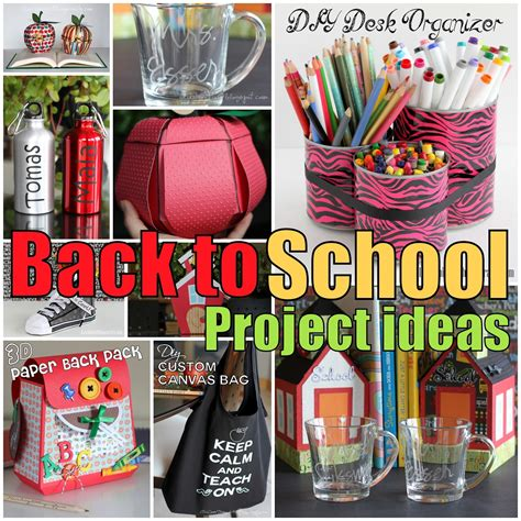 ideas for school i doing all things crafty back to school project ideas