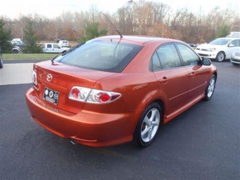 Find Used Rare 2005 Mazda 6 S Mazda6 5dr Hatchback Stick