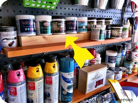 Kitchen Pantry Cabinet Ideas how to store paint samples 2 little supeheroes2 little