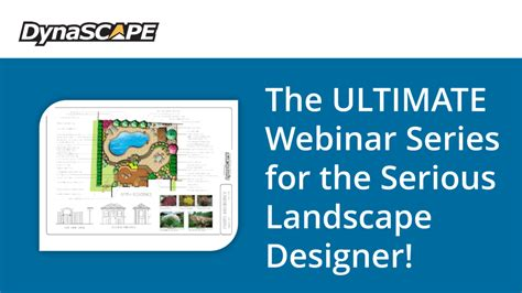 Professional Landscape Design Software Vizterra 2 0 Overview Ultimate Webinar Series For The Serious Landscape Designer