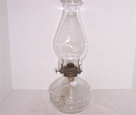 Good Brand Of Kitchen Knives by Triple A Resale Vintage Kadden Glass Oil Lamp