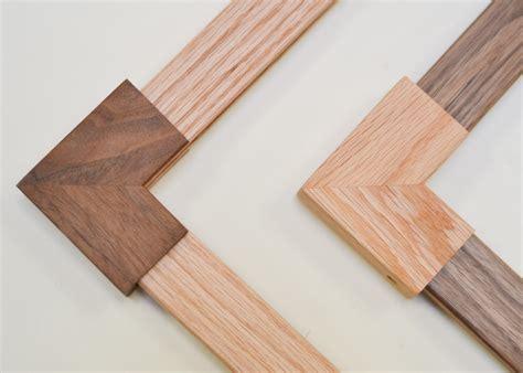 corner picture frames northern hardwood frames corner bracket custom framing