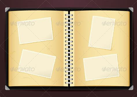 photo album template powerpoint powerpoint photo album