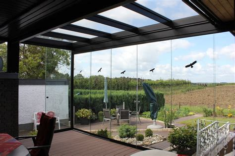 überdachung glas terrasse terrassen 220 berdachung flachdach mit glas