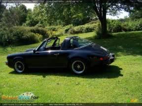 1986 Porsche 911 Targa 1986 Porsche 911 Targa Black Grey Photo 3