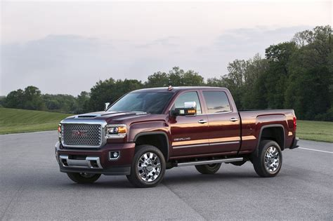 2017 gmc hd info specs pics wiki gm authority
