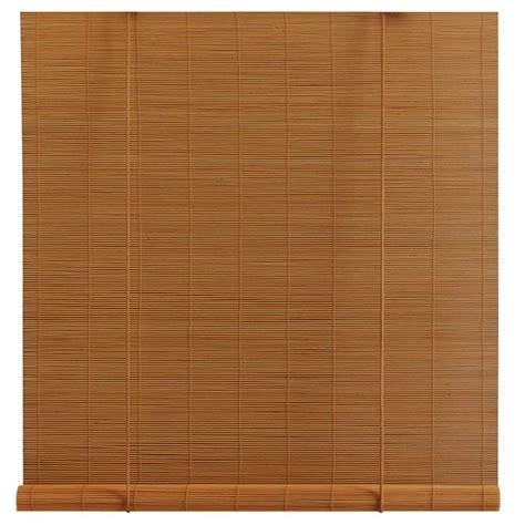 cafe color cortina de bambu nueva de 150x220cm color cafe claro