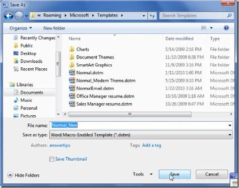 Recuperare I Vecchi Modelli Di Word Helpsystem Informatica Appdata Roaming Microsoft Templates