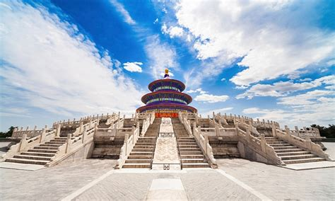 four city tour of china with airfare in beijing groupon getaways