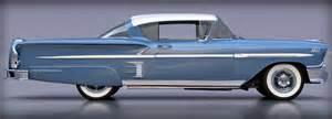 chevrolet impala ss coupe 1958