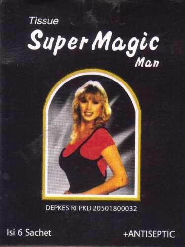 Peineili Tisue Magic Tisu Magic Import obat kuat oles tisu magic paketkosmetik