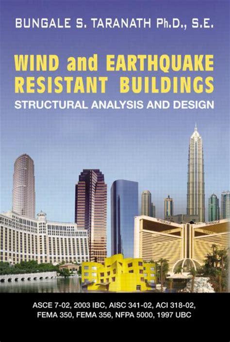 earthquake resistant design books civil engineering