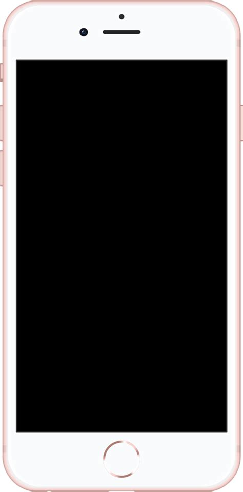 file iphone 6s vector svg