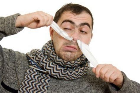 has a runny nose got a runny nose here are remedies for it