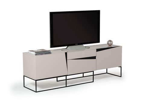modern tv stand modrest modern grey gloss tv stand