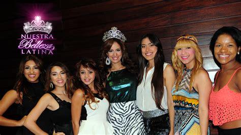 belleza latina en vivo comenzaron las audiciones de nuestra belleza latina en
