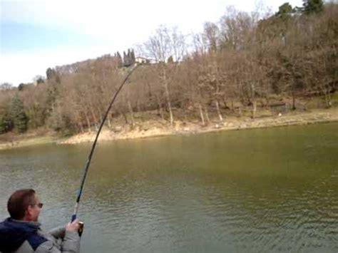 lago gabbiano pistoia lago gabbiano 24 2 2009 primo storione di giovannoni 12kg