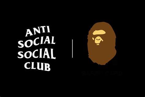 Tees Anti Social Social Club Tag Assc Bape Lv Suprime Vape city of hype fashion