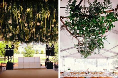ramas decoracion interiores m 225 s de 25 ideas incre 237 bles sobre techo de boda en