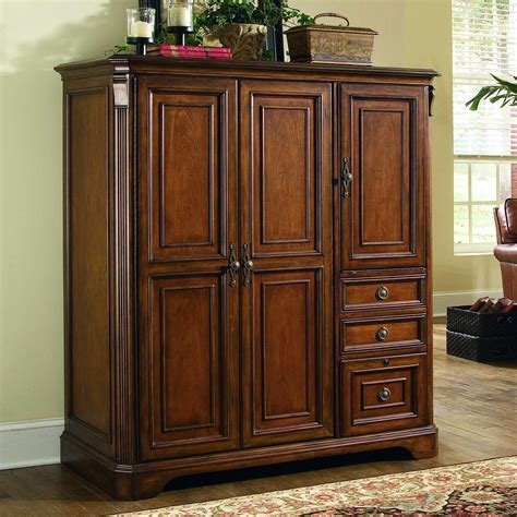 furniture armoire hooker furniture brookhaven armoire desk reviews wayfair