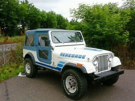 jeep matte colors jeep cj 7 renegade like the paint job but different